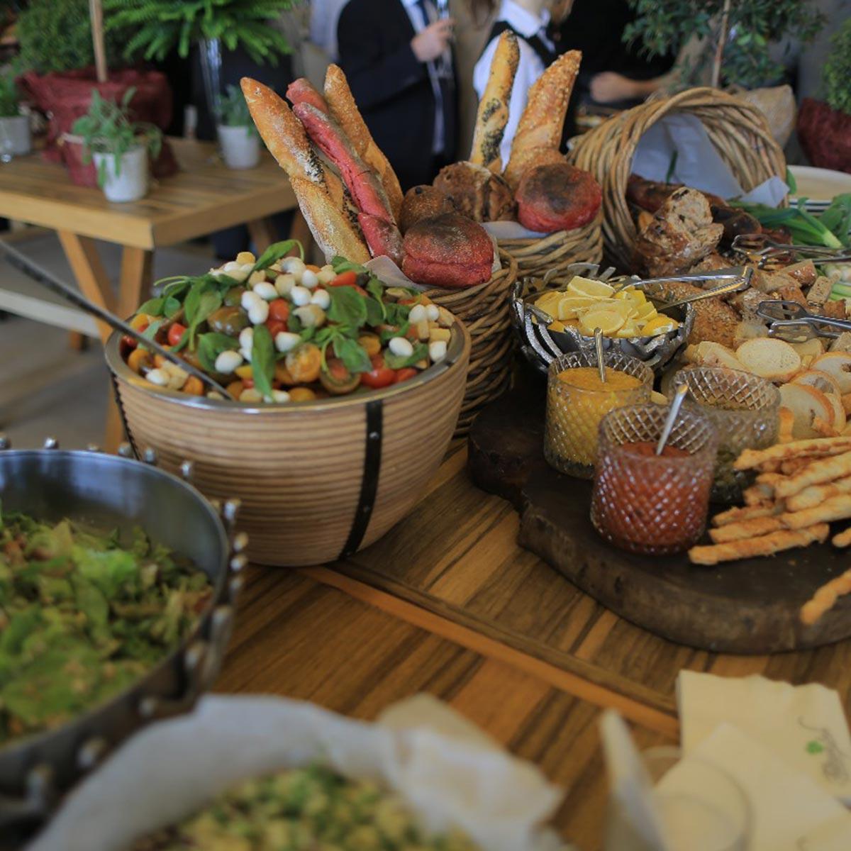 OLAMYA buffet