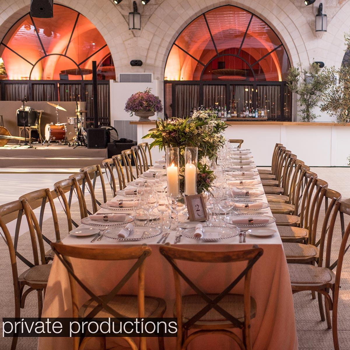 luxury venue in israel