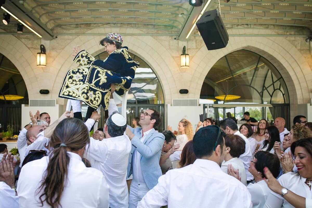 jewish wedding in jerusalem