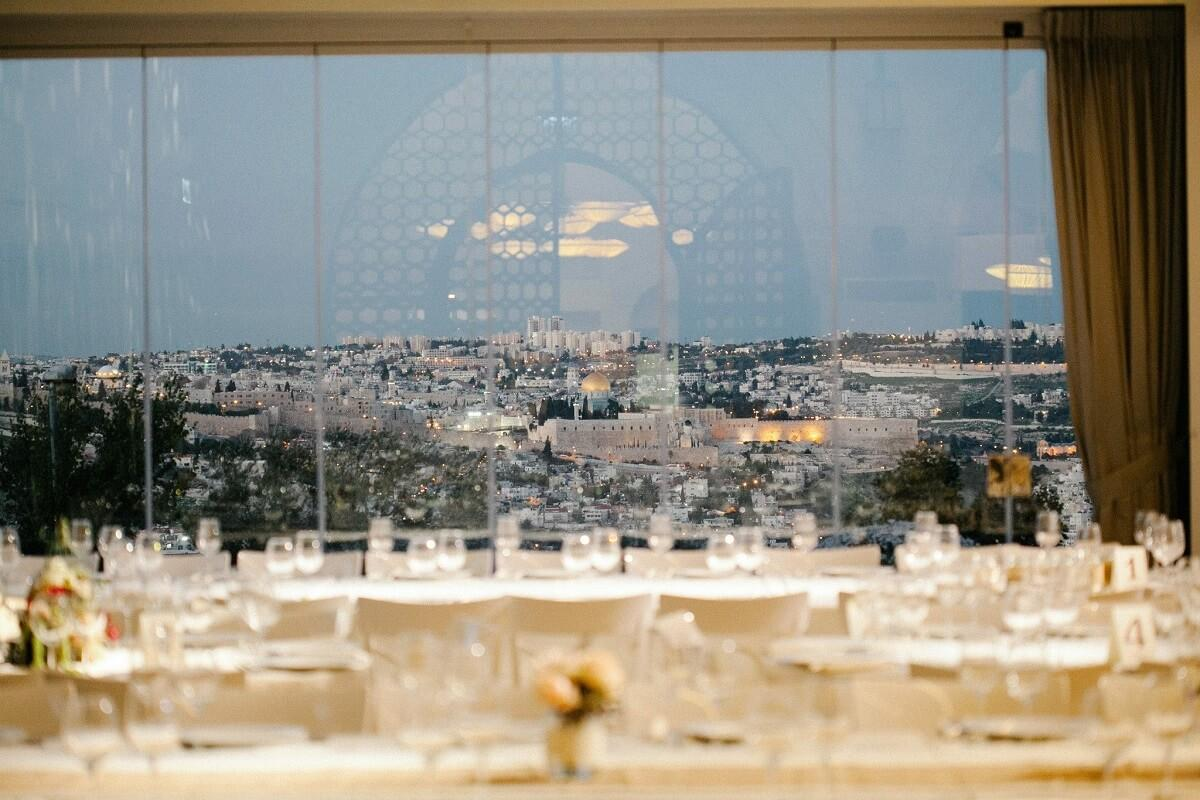 wedding venue jerusalem