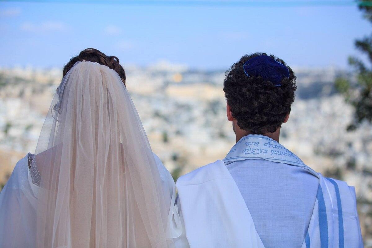 jewish chatan and kallah