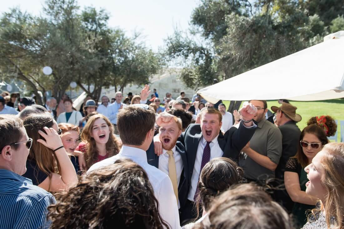 jewish wedding in israel