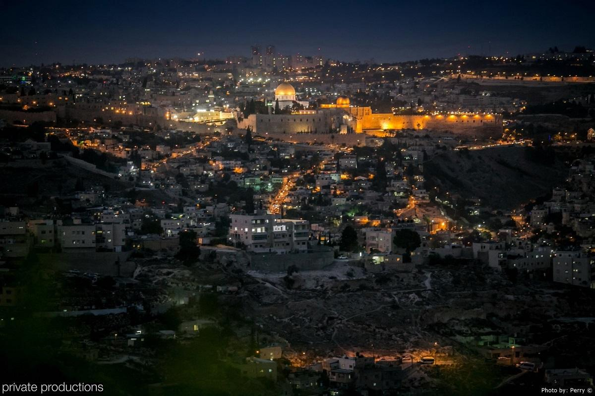 corporate events In jerusalem