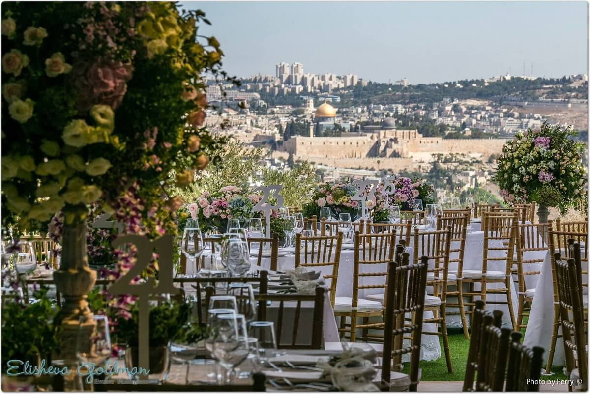 wedding venue in jerusalem
